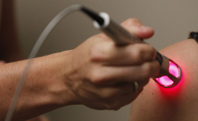 Electrotherapy service offered as part of treatment at Brighton physiotherapy clinic, Reach Physio.