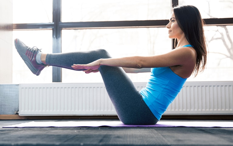 One to one pilates and yoga in Brighton