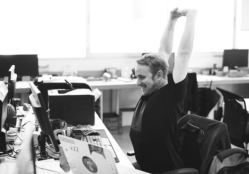 desk workout exercises online