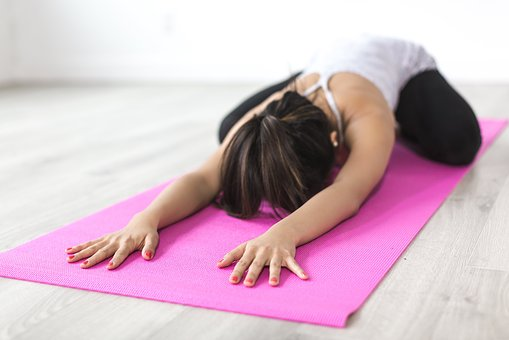 yoga benefits brighton