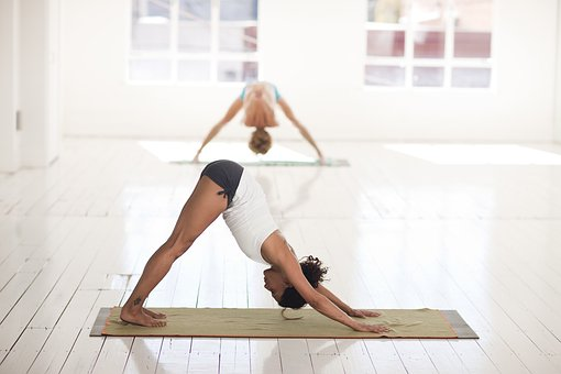 yoga poses sussex classes